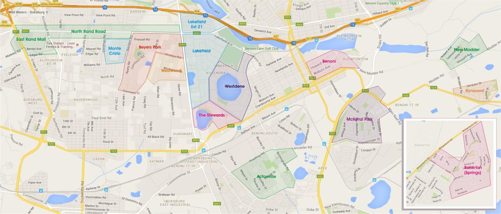 Benoni MAPS