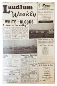 Laudium Weekly Sep 1976