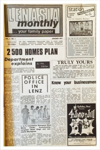 Lenasia Times Jan 1977