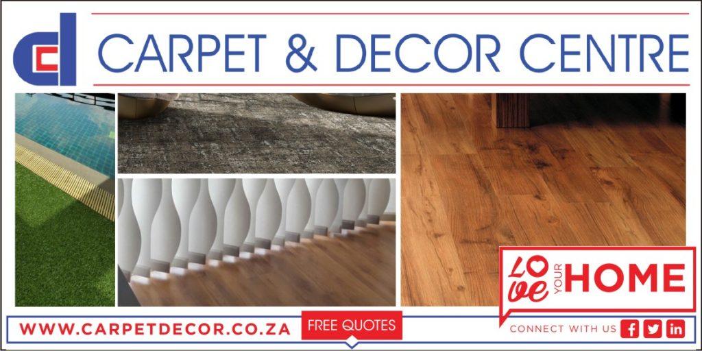 carpet & decor lenasia times
