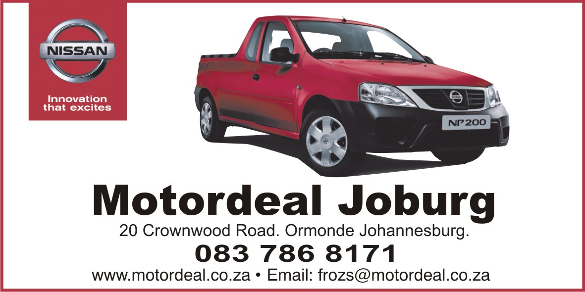 motordeal nissan lenasia times group